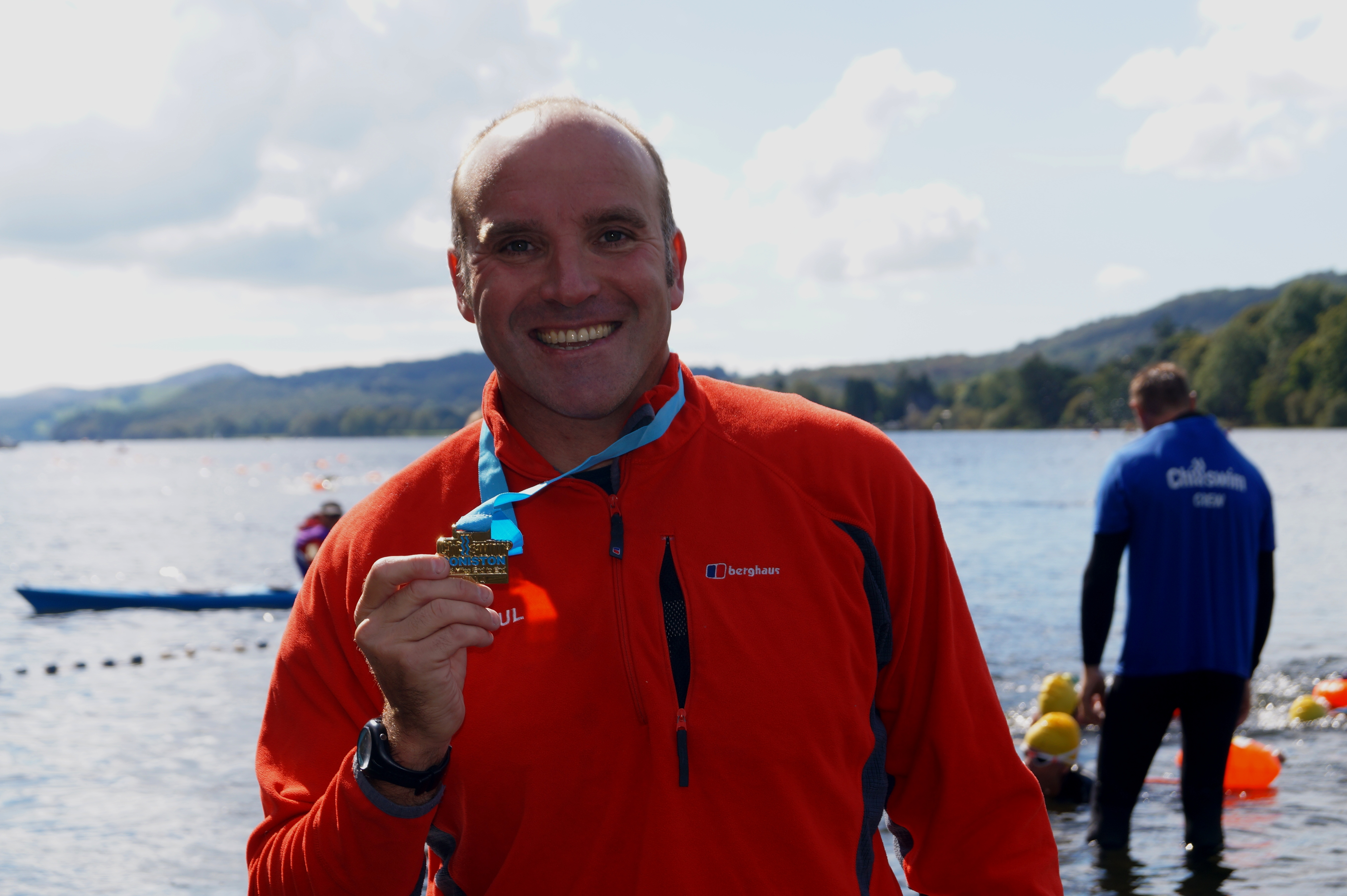 Beeches Veteran Paul Bates Swims To Conistan Victory Beeches The Club For Life