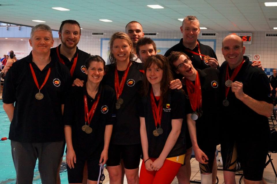 Staffordshire masters 2016 beeches the club for life for Beeches swimming pool opening times