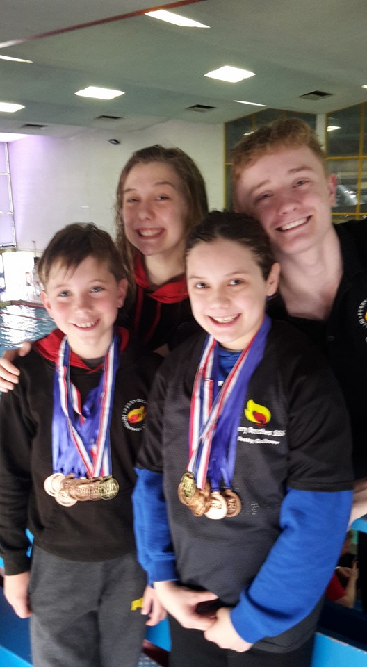 Cob open meet 2016 report beeches the club for life for Beeches swimming pool opening times
