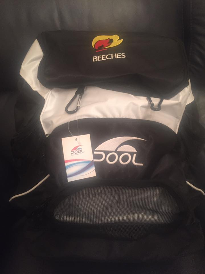 5 of the new beeches rucksacks left beeches the club for life for Beeches swimming pool opening times
